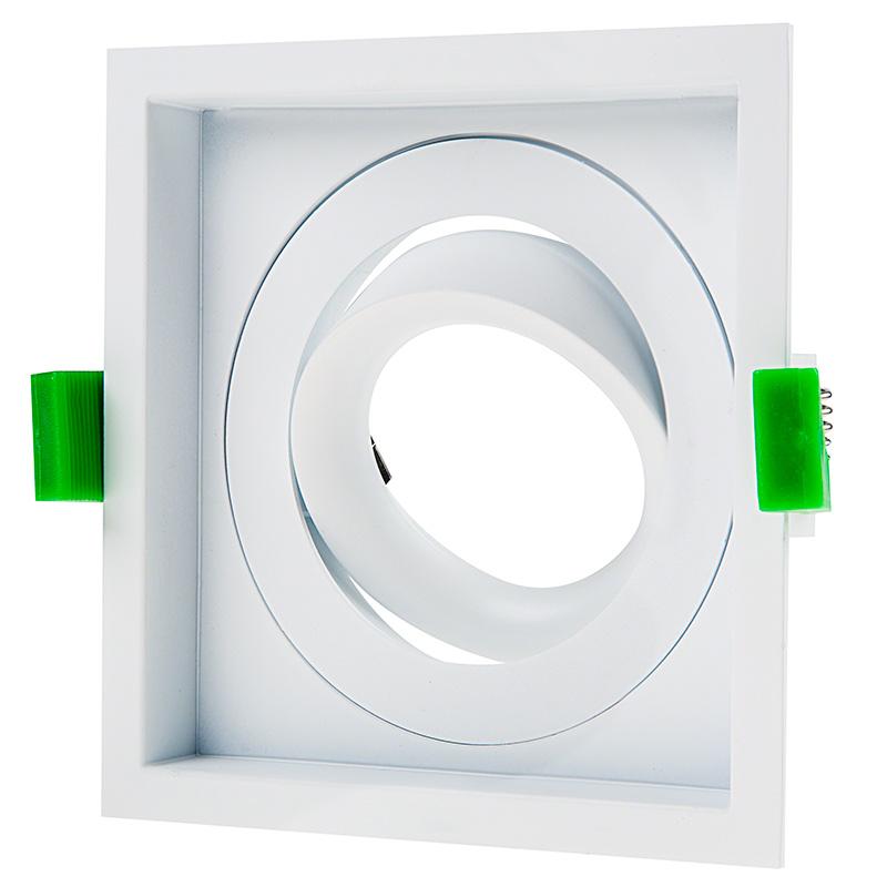 Modular Downlight Trim Options For RLFM Series LED