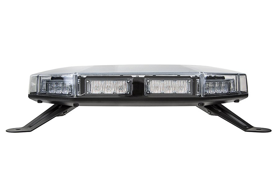 Emergency led light bar 360 degree strobing led mini light bar emergency led light bar 360 degree strobing led mini light bar profile view aloadofball Image collections