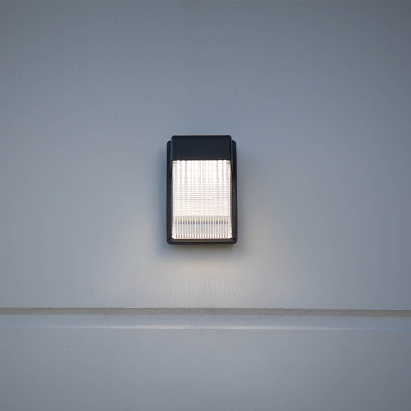 Hyperselect Led 100w Wall Pack Light: 28W LED Mini Wall Pack