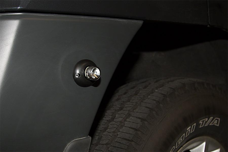 led hideaway strobe lights mini emergency vehicle led warning