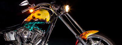 Motorcycle Accent LED Lights