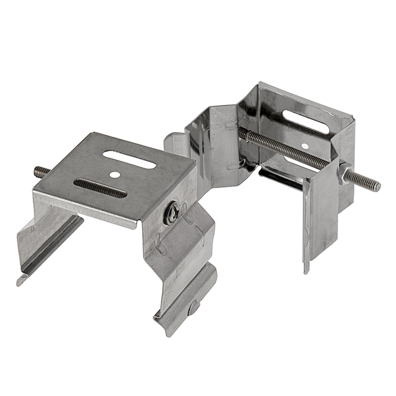 mounting brackets for linkable linear led light fixtures power. Black Bedroom Furniture Sets. Home Design Ideas