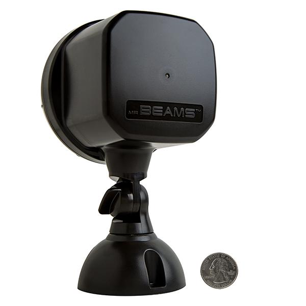 Ultrabright Wireless Motion Sensor Spotlight By Mr Beams