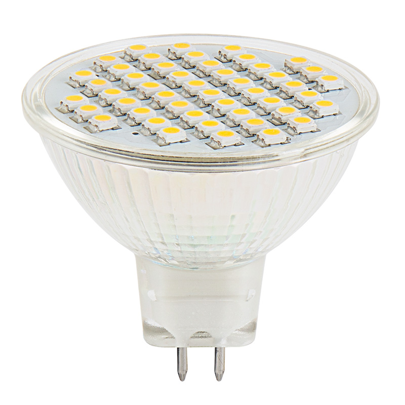 Mr16 led bulb 30 watt equivalent bi pin led flood light bulb 300 lumens led flood light Led bulbs