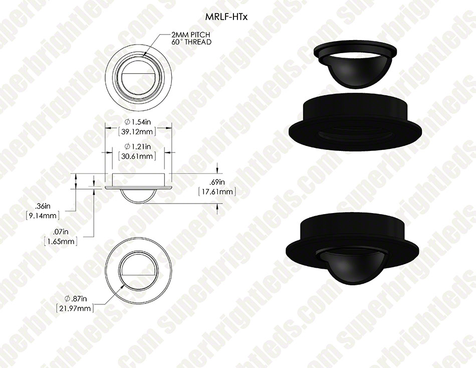 Face Plate For Led Step Light