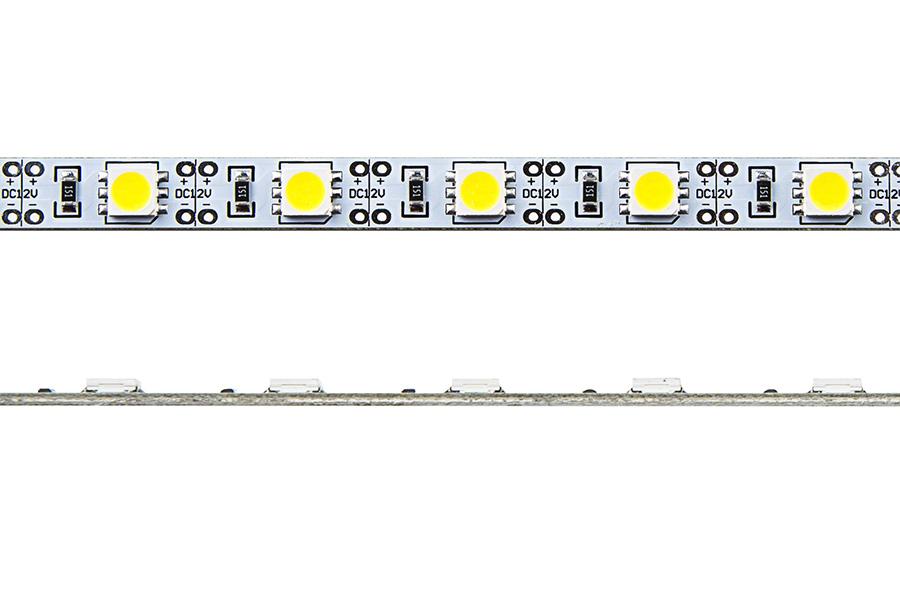 sports shoes 9dabe e6220 Rigid LED Strip - Narrow PCB Light Bars w/ High Power 3-Chip LEDs