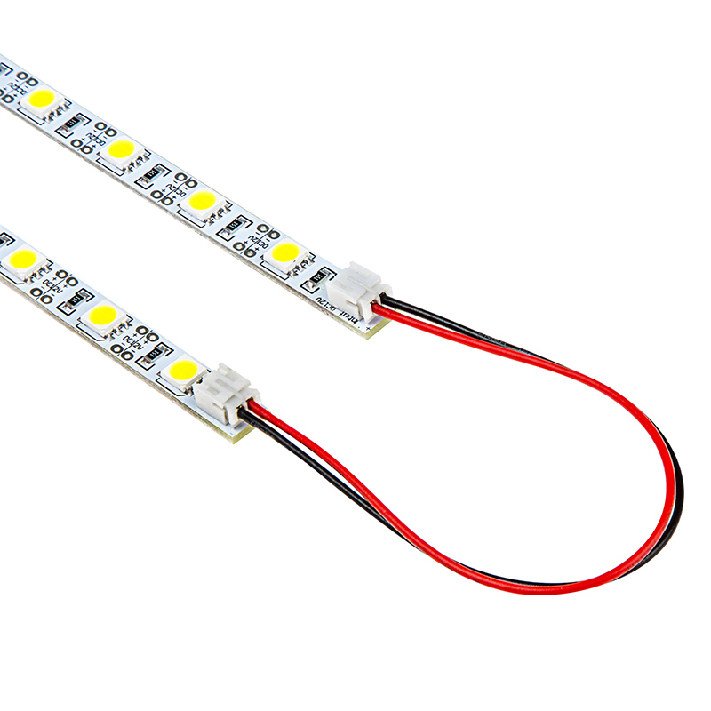 Narrow rigid led light bar w high power 3 chip smd leds 690 narrow rigid light bar w high power 3 chip leds link multiple bars together using interconnector accessory mozeypictures Images
