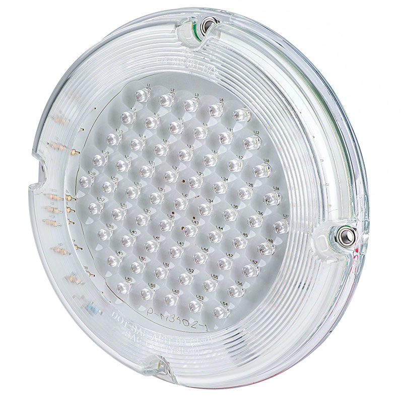 "6"" Round LED Dome Light Fixture"