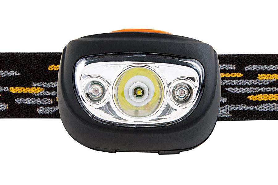 nebo 90 lumen headlamp hands free led flashlight 90 lumens super bright leds. Black Bedroom Furniture Sets. Home Design Ideas