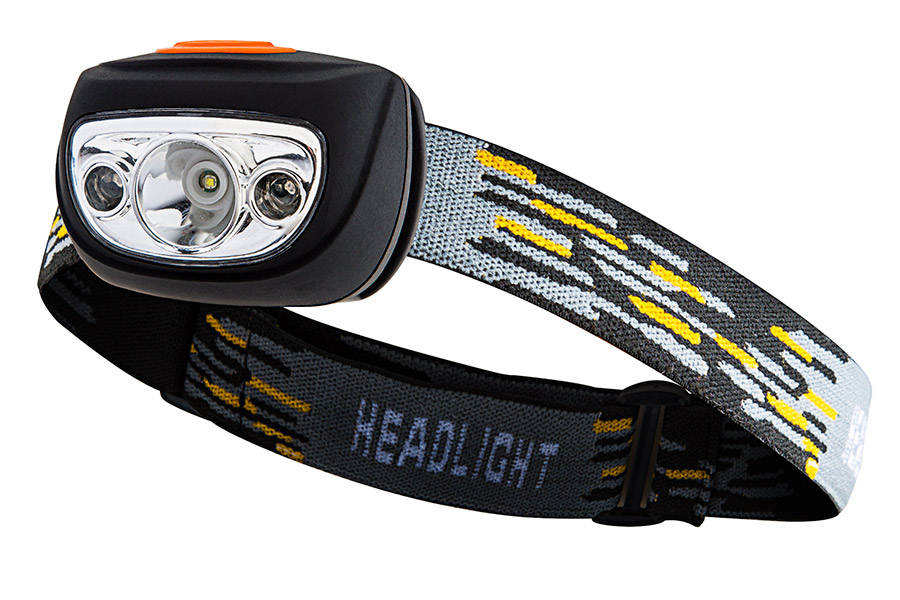 NEBO 90 Lumen Headlamp - Hands-Free LED Flashlight - 90 Lumens ...