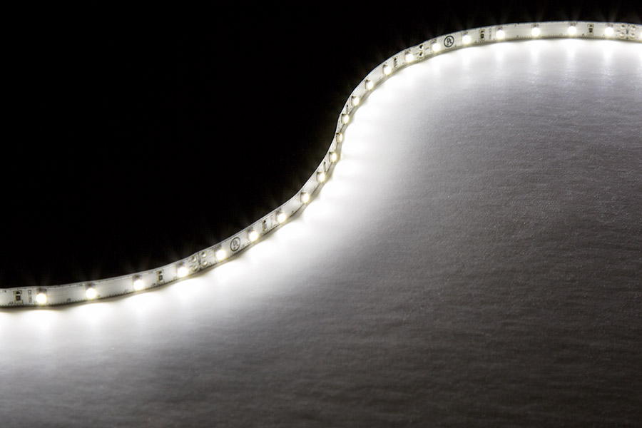 Led strip lights 24v led tape light with lc2 connector 145 led strip lights 24v led tape light with lc2 connector 145 lumensft showing color temperatures aloadofball Choice Image