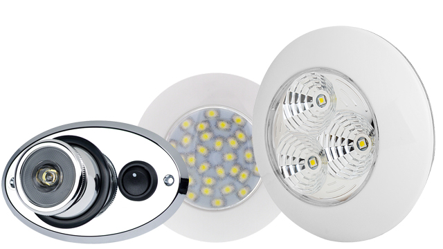 dome puck recessed led lights led boat lights and marine led led dome light fixtures