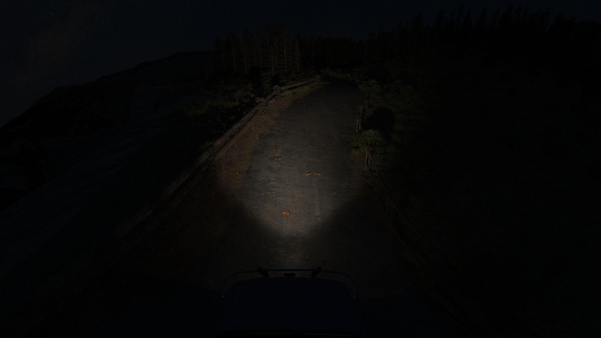 """8"""" Off-Road LED Light Bar - 15W - 1,350 Lumens"""
