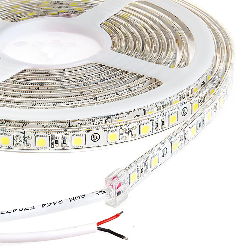 Outdoor led light strips waterproof led tape light with 18 smdsft outdoor led light strips waterproof led tape light with 18 smdsft 3 chip smd led 5050 aloadofball Gallery