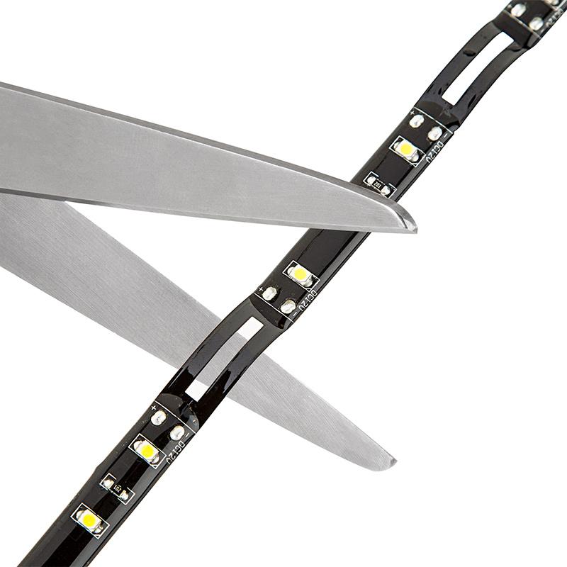 outdoor led strip lights weatherproof 12v led tape light for curved surfaces 32 lumens ft. Black Bedroom Furniture Sets. Home Design Ideas