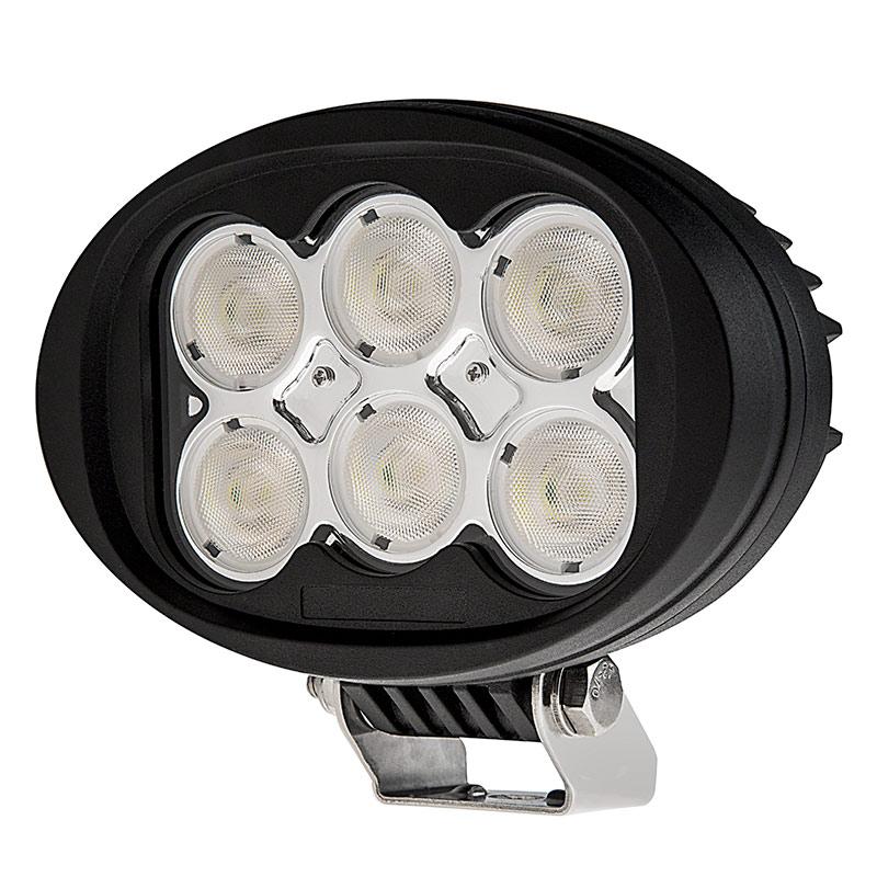 LED Golf Cart Lights - 6  Oval - 60W  sc 1 st  Super Bright LEDs & LED Golf Cart Lights - 6