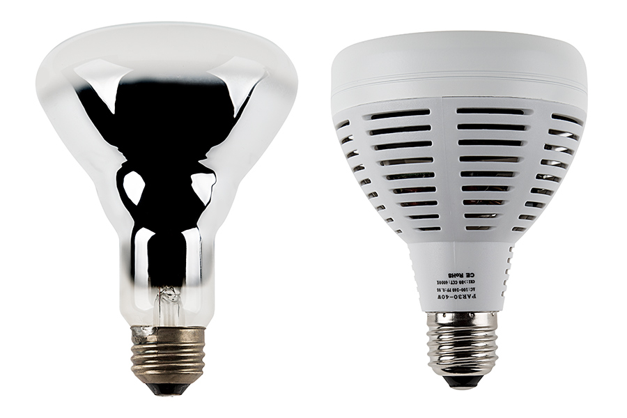 PAR30 LED Bulb - 40 Watt LED Spotlight Bulb/Flood Light Bulb ...