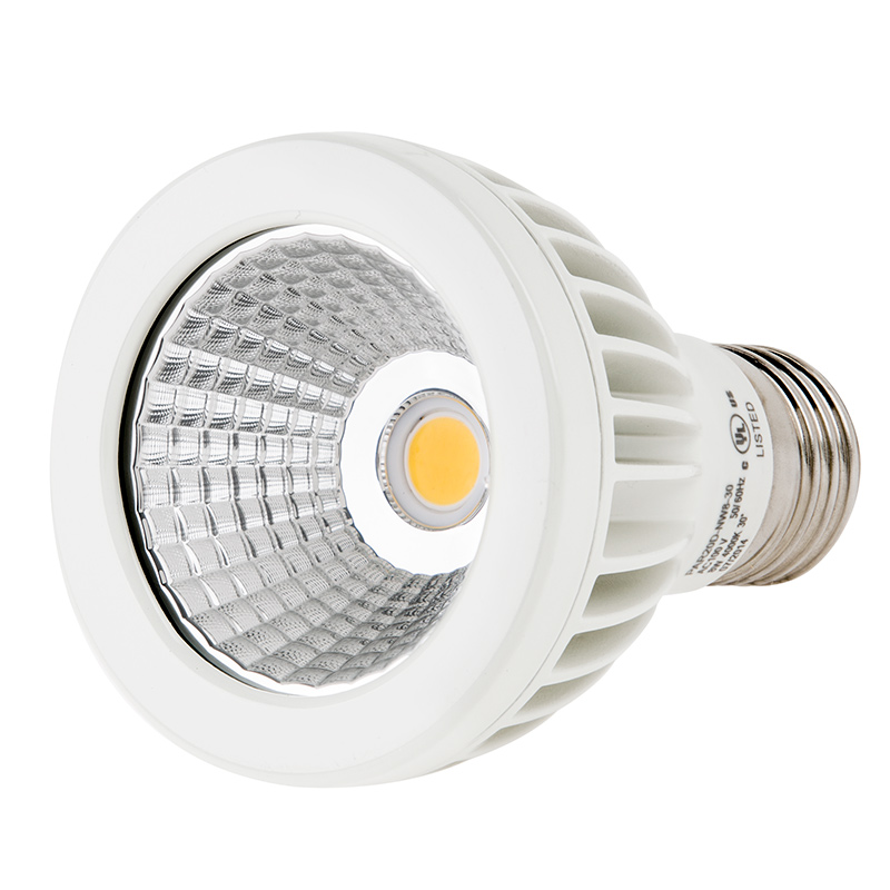 Led Spotlight Light Bulbs: 55 Watt Equivalent Dimmable LED Spot