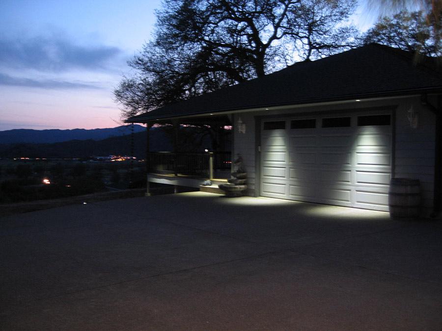 Par30 led bulb 12 watt dimmable led spotlight bulb for Driveway landscape lighting