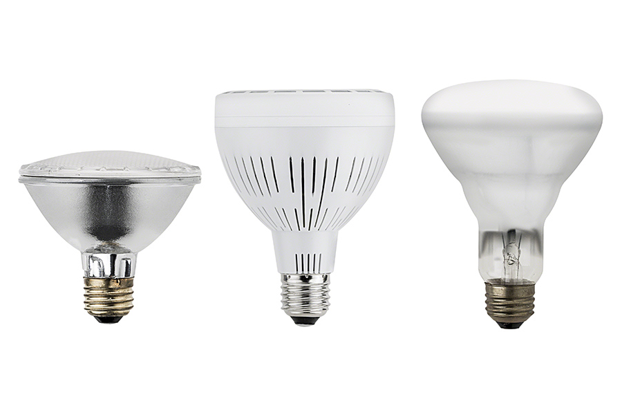 PAR30 LED Bulb - 30 Watt LED Spotlight Bulb - 1,500 Lumens | LED ...