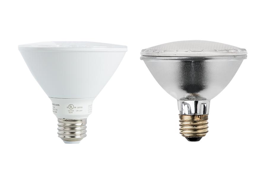 par30 led bulb 60 watt equivalent dimmable led spotlight bulb 900 lumens super bright leds. Black Bedroom Furniture Sets. Home Design Ideas