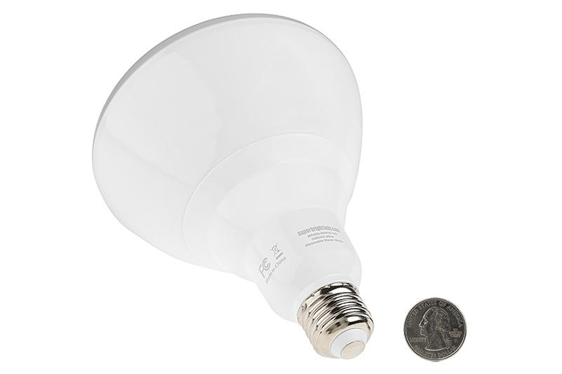 dimmable led flood light bulb 1 850 lumens led flood light bulbs. Black Bedroom Furniture Sets. Home Design Ideas