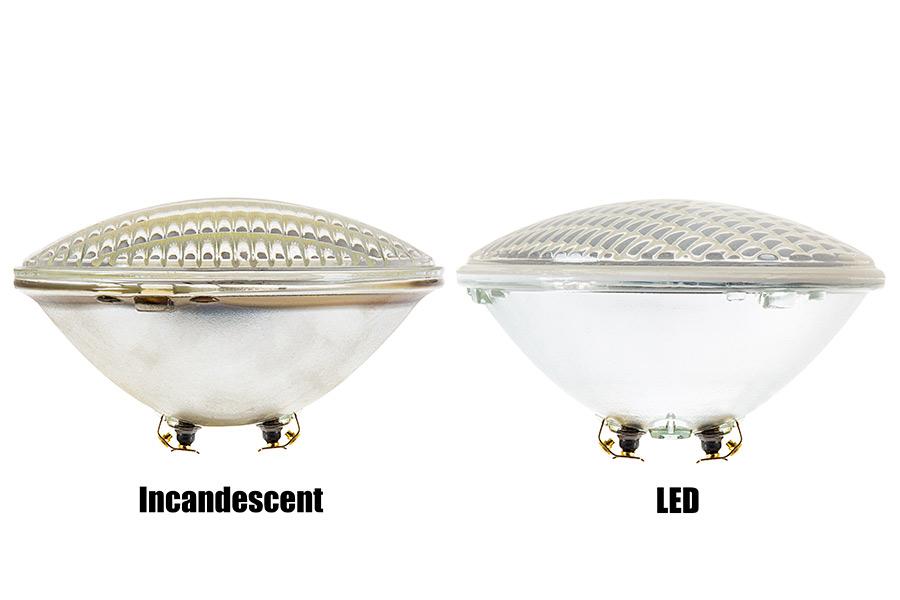 PAR56 LED Bulb 100 Watt Equivalent 12 VDC Pool Light 970 Lumens LED L
