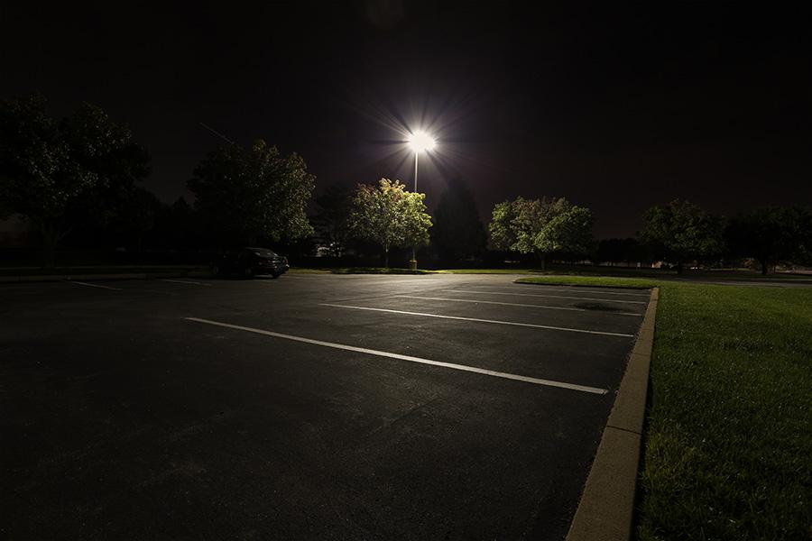 apl x150 led parking lot light 150w led shoebox area light 320w. Black Bedroom Furniture Sets. Home Design Ideas