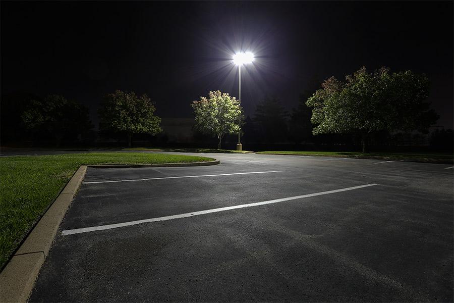 parking lot lighting corn. Black Bedroom Furniture Sets. Home Design Ideas