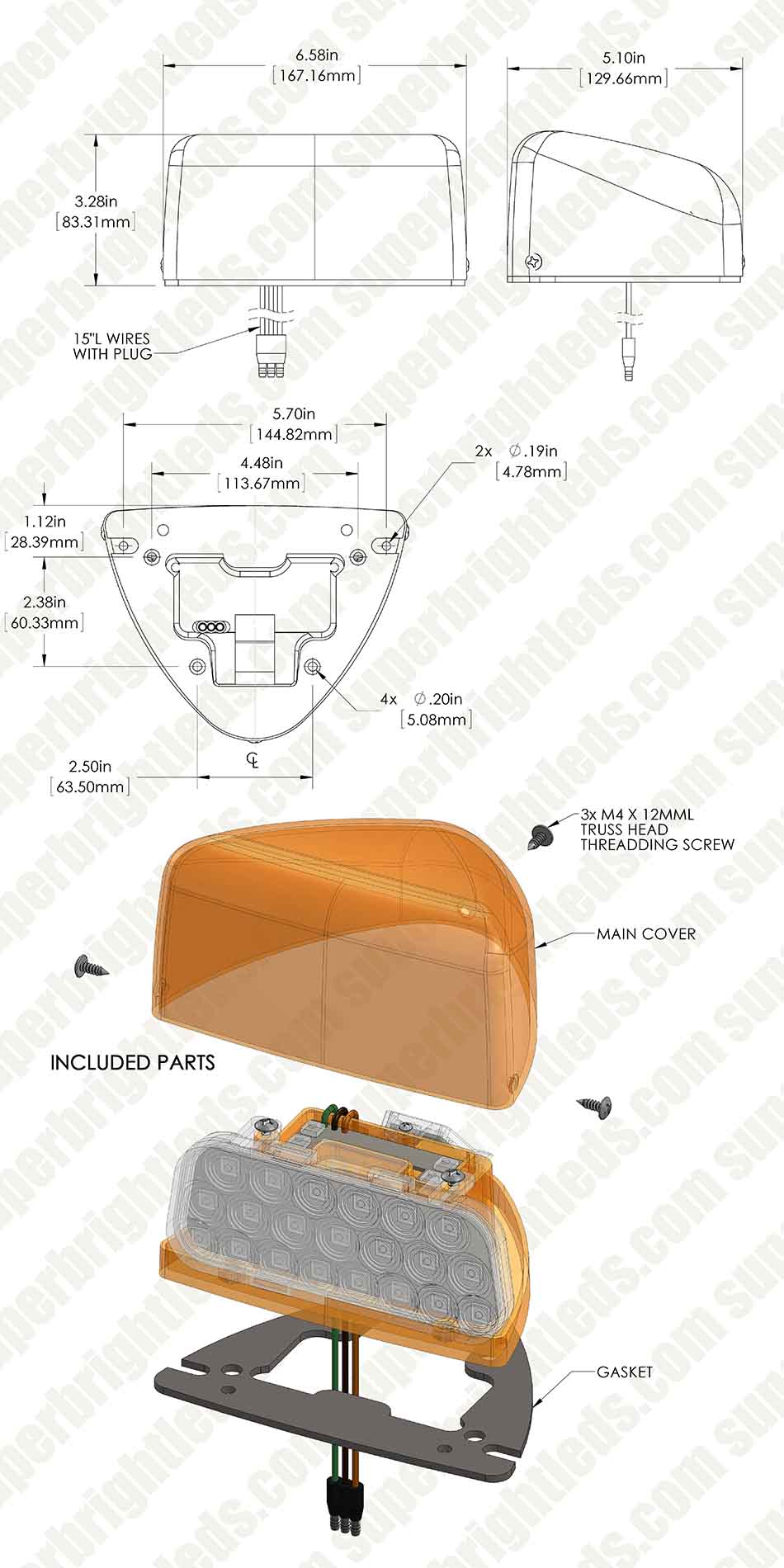 peterbilt turn signal wiring wiring library diagram boxtriangle led turn signal light for peterbilt 379 trucks bullet bmw turn signal peterbilt turn signal wiring