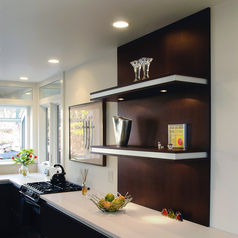 How To Choose Under Cabinet Lighting Kitchen: LED Puck Lights - 25 Watt Equivalent - 255 Lumens