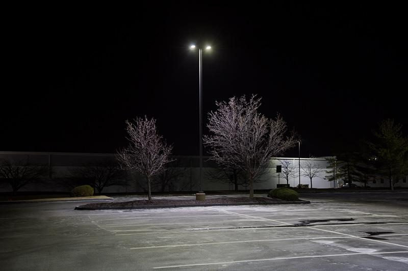 150w Led Parking Lot Light Led Shoebox Area Light With Optional Photocell Fixed Arm Mount 400w Equivalent 21000 Lumens