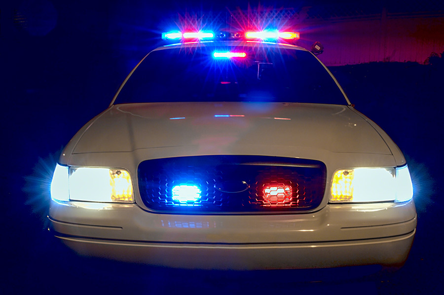 Police Led Grill Lights - m