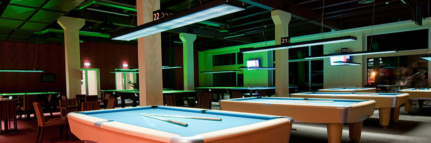 Pool Table Lighting