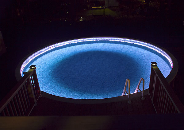 Outdoor Led Light Strips Waterproof Led Tape Light With