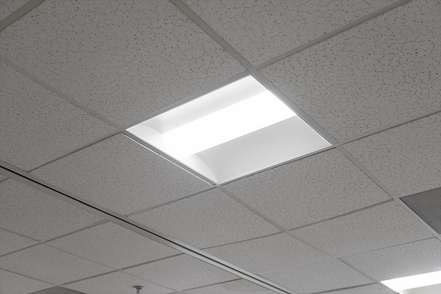 2x2 Recessed Led Troffer Light 35w 4 000 Lumens