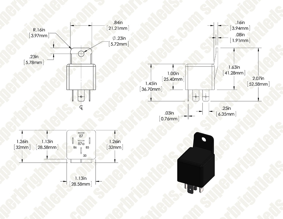 12 volt 4 pin relay wiring diagram dorman 4 pin relay wiring diagram #12