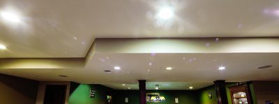 Ceiling & Recessed Lighting