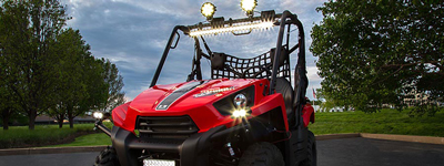 Recreational Vehicle Off Road Lights