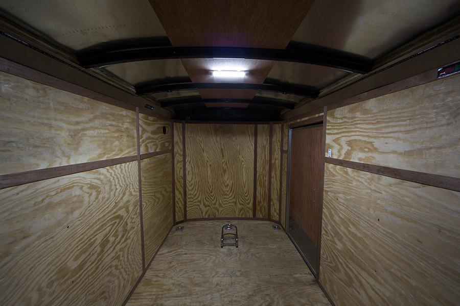 12 Volt Interior Lighting Fixtures Rv Cargo Race Trailer Interior Led Ceiling Light Fixture