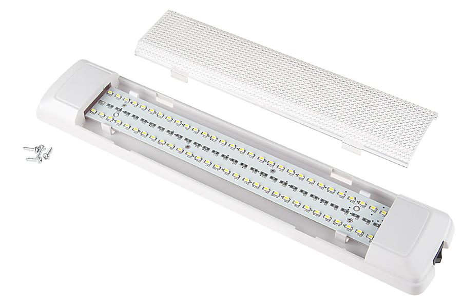 rectangular led dome light and door light fixture 25 watt