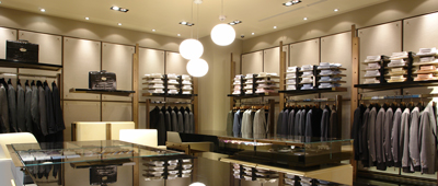 Retail Ceiling Lighting Super Bright Leds
