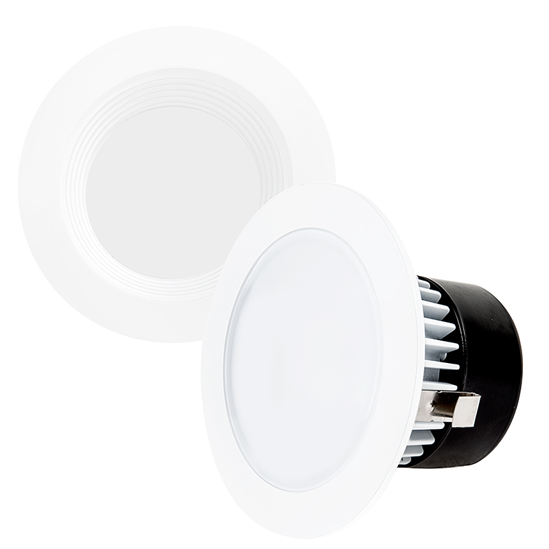 dl4d xw11w led can light retrofit for 4 fixtures 11w. Black Bedroom Furniture Sets. Home Design Ideas