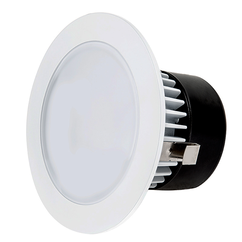 led can light retrofit for 4 fixtures 11w cree led can. Black Bedroom Furniture Sets. Home Design Ideas