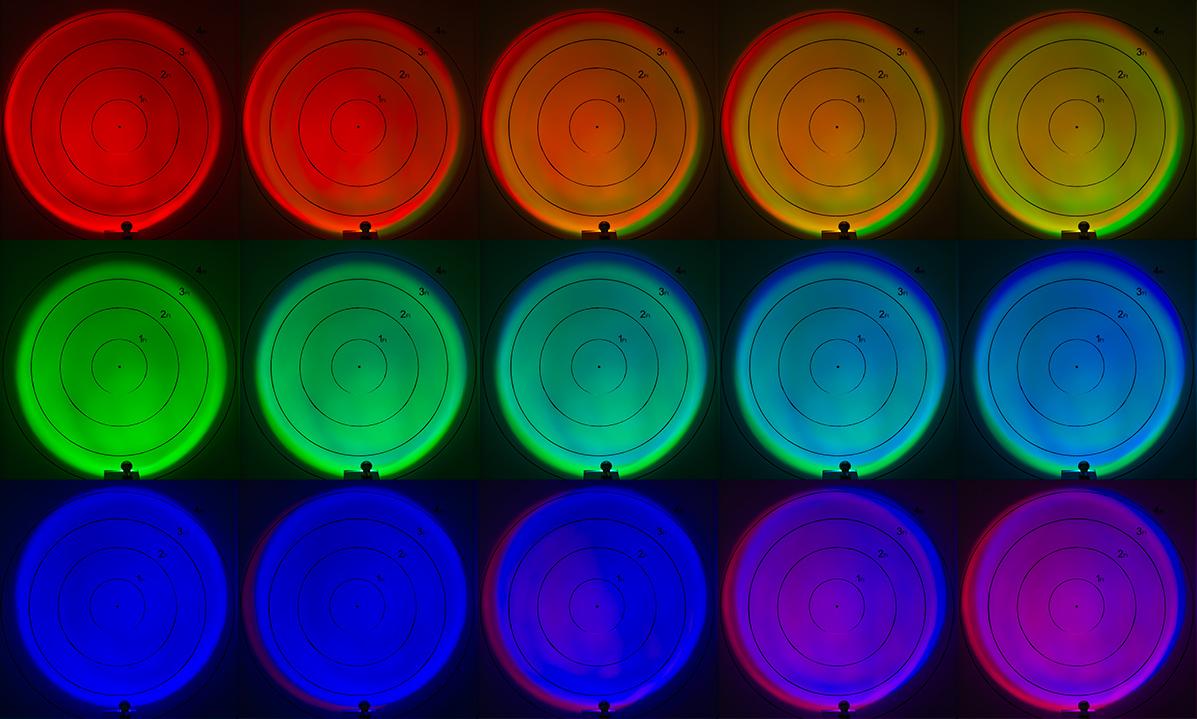 3 Watt Color Changing Rgb Led Mr16 Bulb Remote Sold