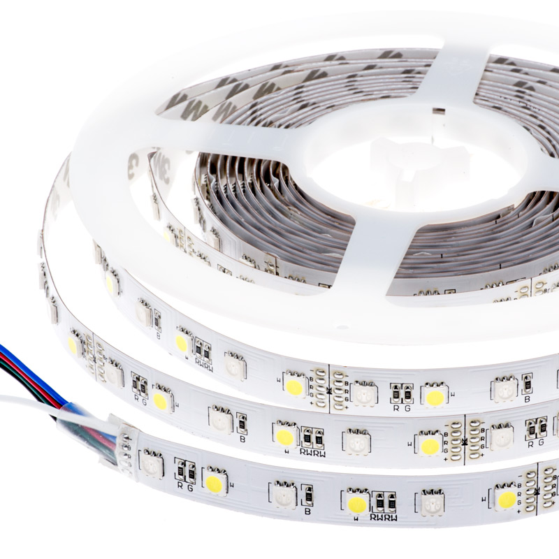 Rgbw Led Strip Lights   White And