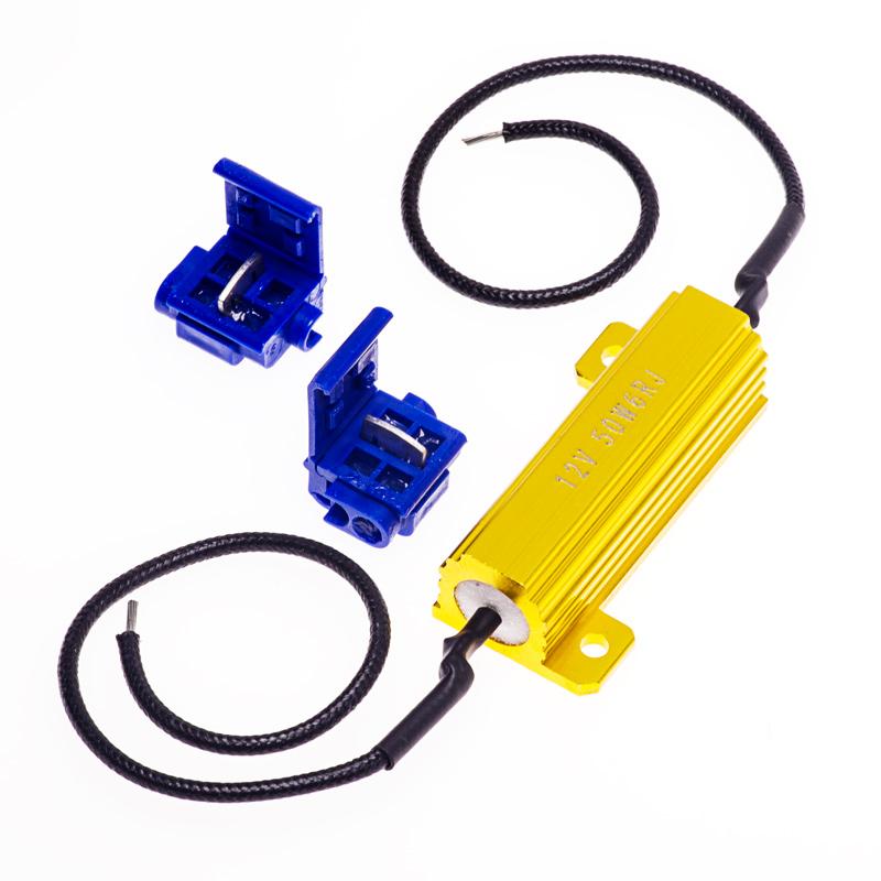 Tail Light Load Resistor Kit Car Bulb Installation