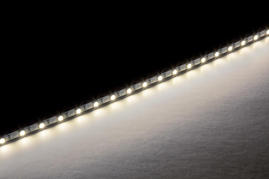 Narrow Rigid LED Light Bar w/ High Power 3-Chip SMD LEDs - 690 ...