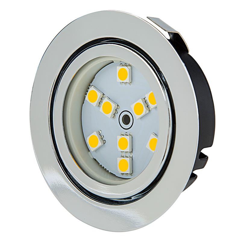 recessed led puck lights 9 led 15 watt equivalent. Black Bedroom Furniture Sets. Home Design Ideas