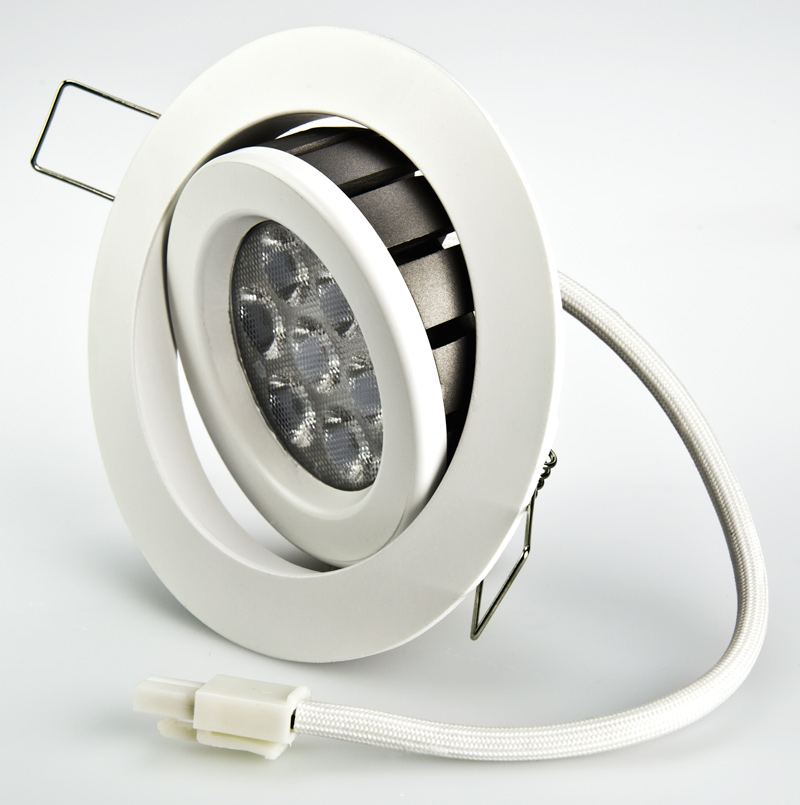 LED Recessed Light Fixture